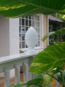 Get The Beach House Look With Fypon Pineapple Finials