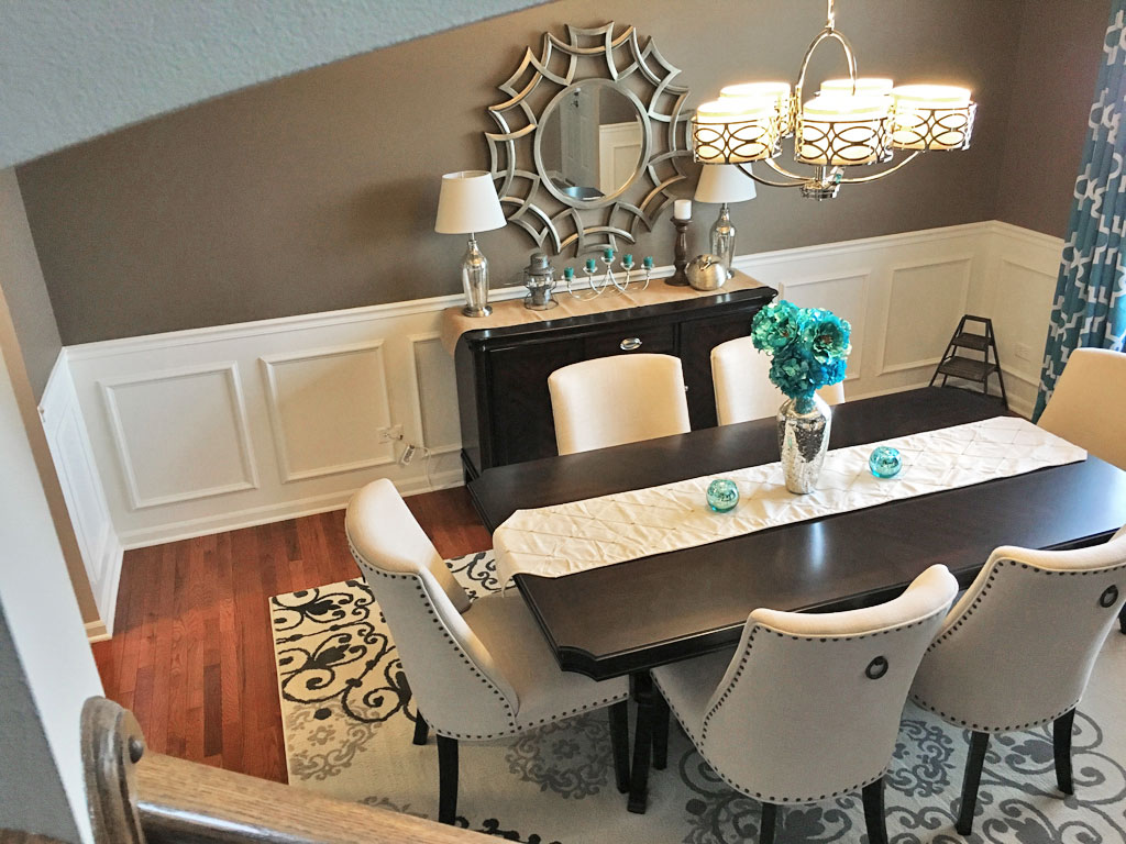 Diy Wainscot Look With Ashford Panel Moulding Architectural Depot