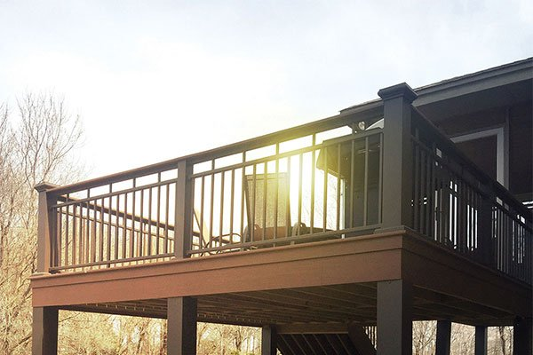 Types Of Decorative Balcony Railings - Image Balcony and ...