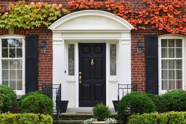 Pediments window pediments door pediments - Exterior door pediment and pilasters ...