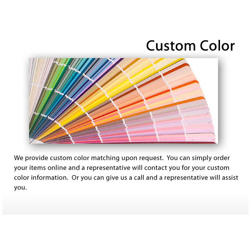 Custom Colors