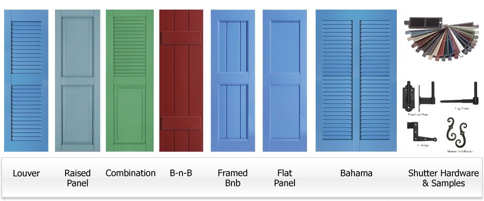 Google image result for - Pictures of exterior shutters on homes ...