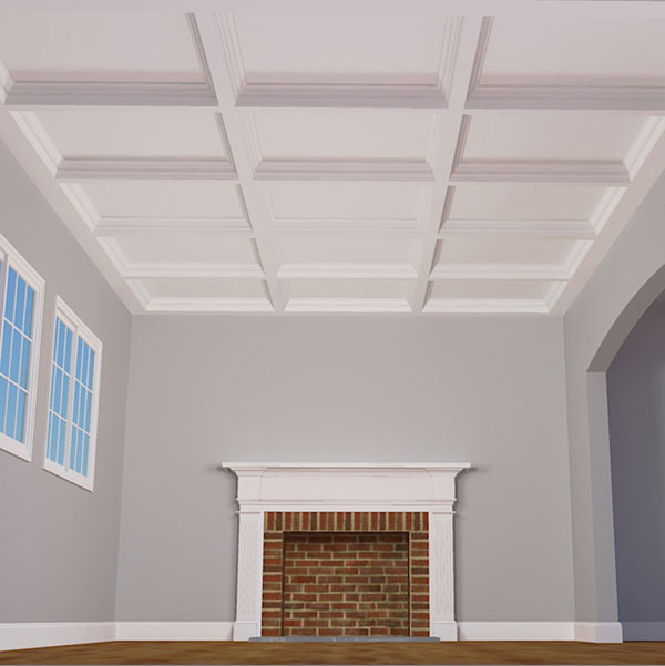 Coffered Ceiling Pictures