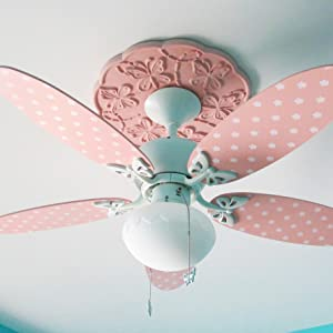 Ceiling Fan Medallions