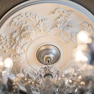 Ceiling Medallions in Beautiful Timeless Designs