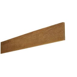 Faux Wood Flat Trim