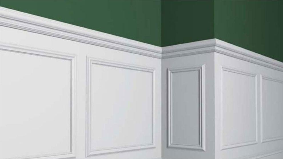 wainscot paneling wainscotting. Black Bedroom Furniture Sets. Home Design Ideas